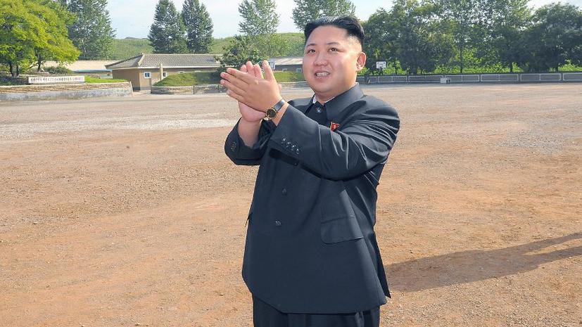 Китайская газета поверила «новости» о признании Ким Чен Ына секс-символом-2012