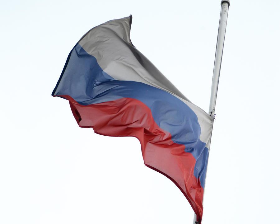 МВД возбудило уголовное дело по факту осквернения государственного флага музыкантом группы Bloodhound Gang