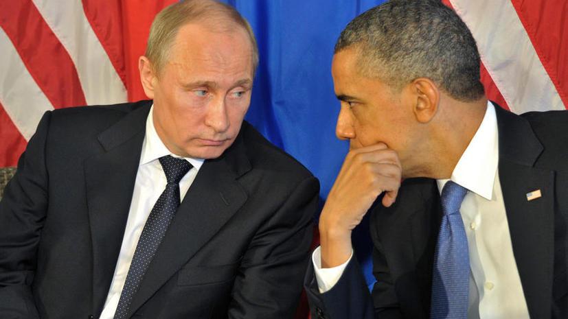 Владимир Путин и Барак Обама намерены обсудить по телефону ситуацию на Украине