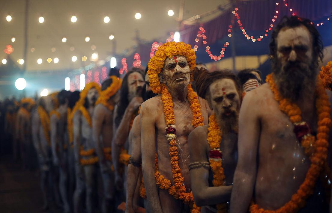 В давке на религиозном фестивале в Индии погибли 36 человек