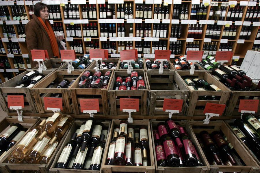 Европейские министры предлагают снизить крепость вина, чтобы бороться с алкоголизмом