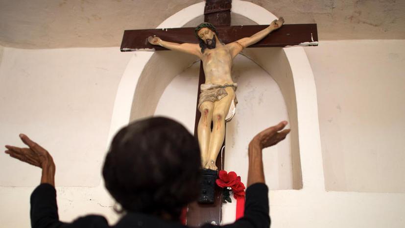 Юрист из Кении хочет засудить Понтия Пилата