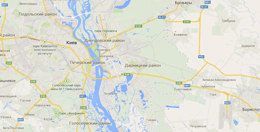Рядом с общежитием «Беркута» в Киеве найден застреленный милиционер