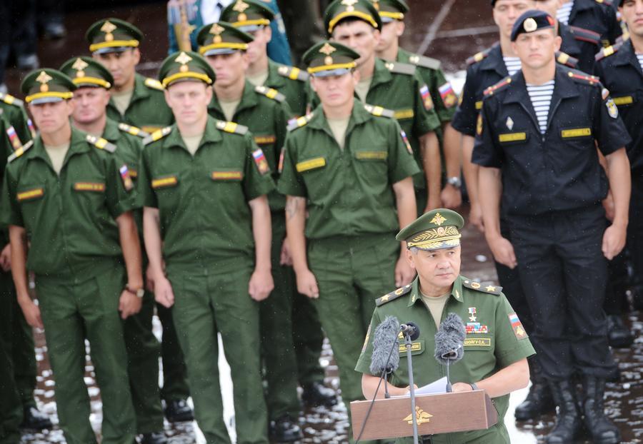 В России создан новый вид войск — Воздушно-космические силы
