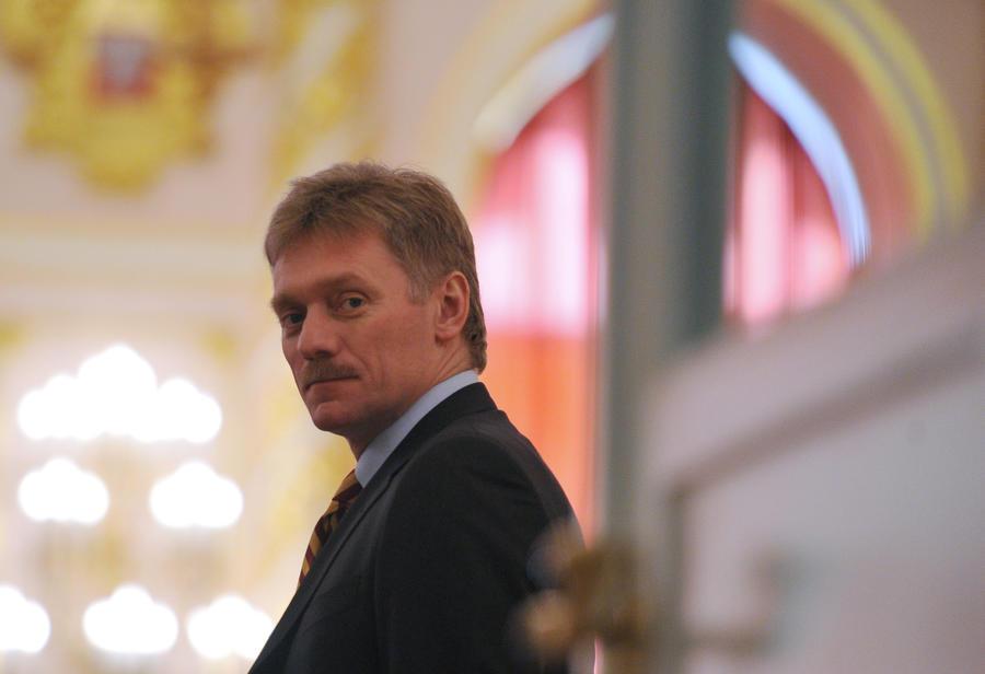 Дмитрий Песков опроверг утверждения, которые приписала ему британская пресса