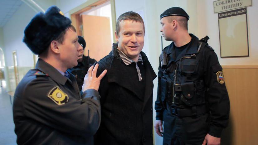 Сыграв свадьбу в СИЗО, Развозжаев получил право на первое свидание с родственниками
