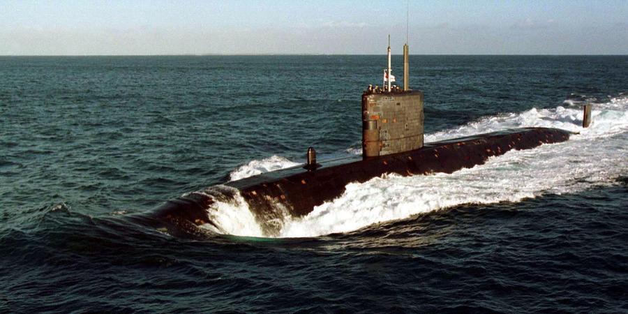 ВМС США не могут отремонтировать подводную лодку из-за нехватки средств