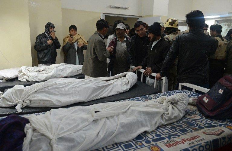 Теракт в Пакистане: 81 погибший, более 200 ранены
