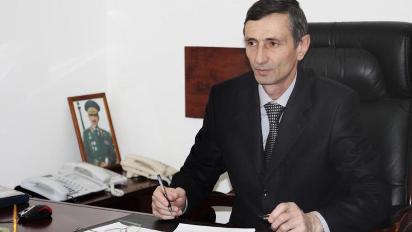 СК задержал подозреваемого по делу об убийстве секретаря Cовбеза Ингушетии Ахмета Котиева