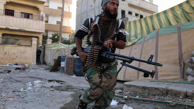 Саудовская Аравия увеличила поставки оружия сирийским боевикам