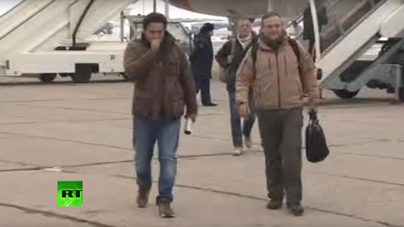 Международный институт безопасности журналистов осудил обстрел корреспондентов RT в Сирии