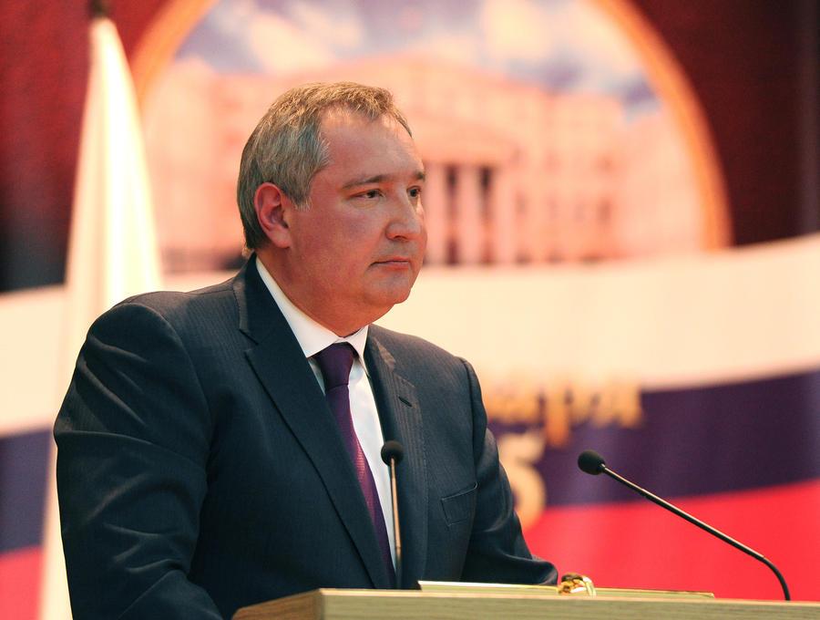 Дмитрий Рогозин: К 2018 году Россия начнёт вытеснять с внутреннего рынка зарубежные самолёты