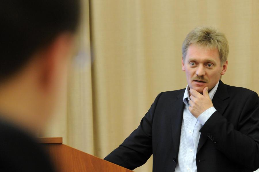 Песков: Кремль не в курсе планов Обамы встретиться с представителями российских НКО