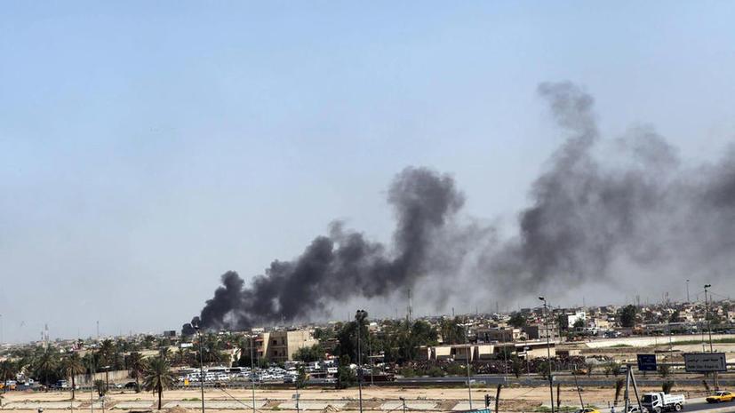Более 60 человек погибли в результате серии взрывов в Багдаде