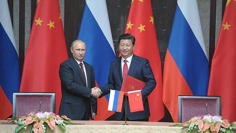 Washington Times: Путин одержал стратегическую победу, заключив газовый контракт с Китаем