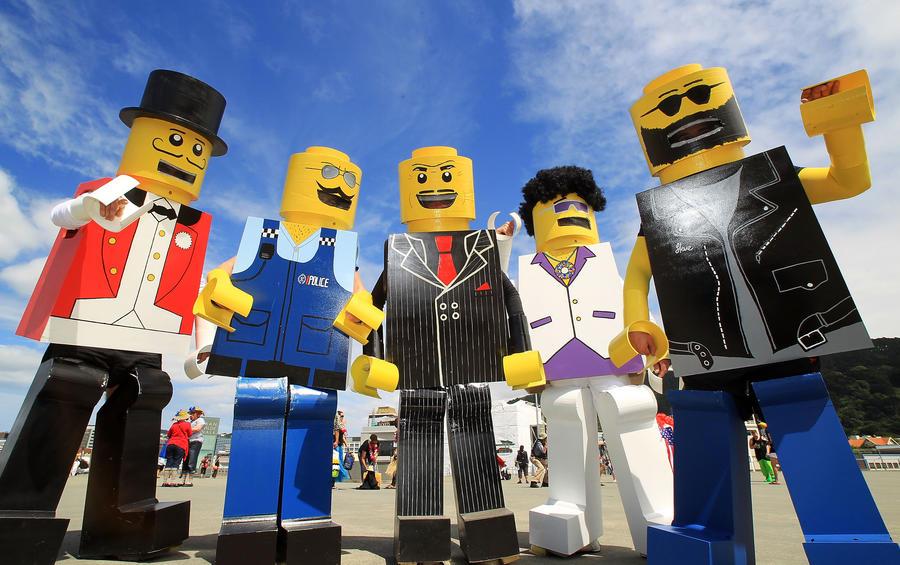 Новозеландские учёные уличили игрушки Lego в излишней суровости