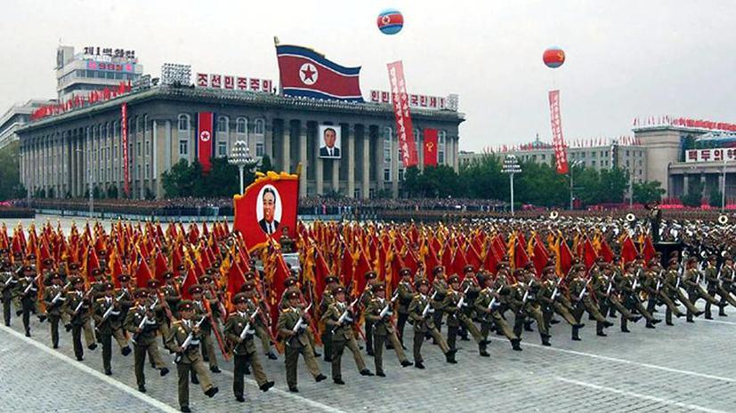 Разведслужбы США не заметили признаков того, что КНДР готовится к войне