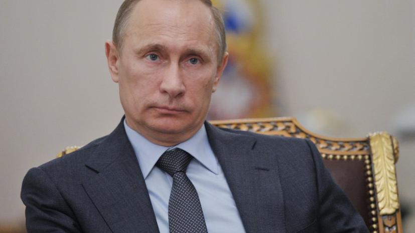 Путин подписал закон, повышающий предельный возраст чиновников до 70 лет