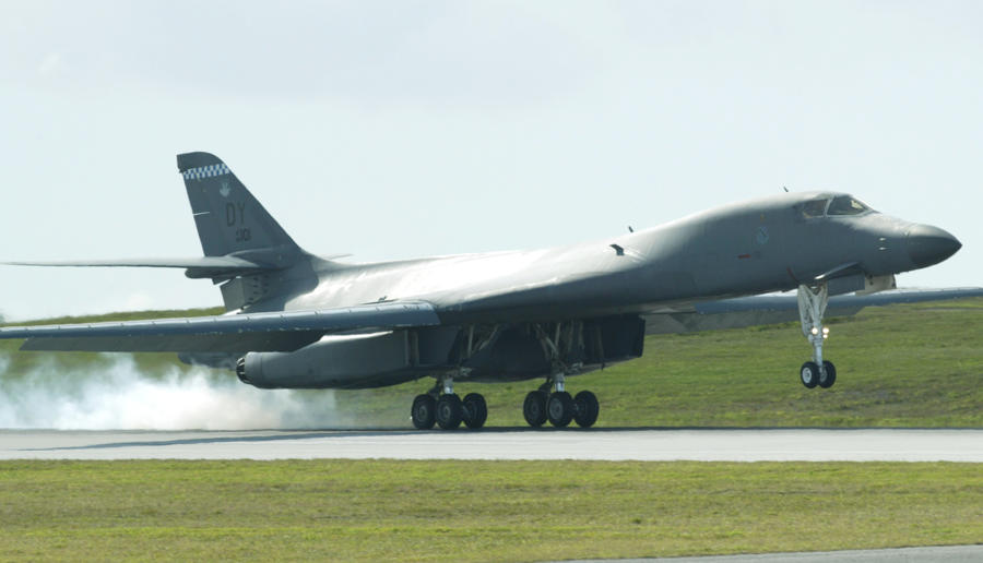 Bloomberg: ВВС США искажали информацию о расходах на стратегический бомбардировщик нового поколения