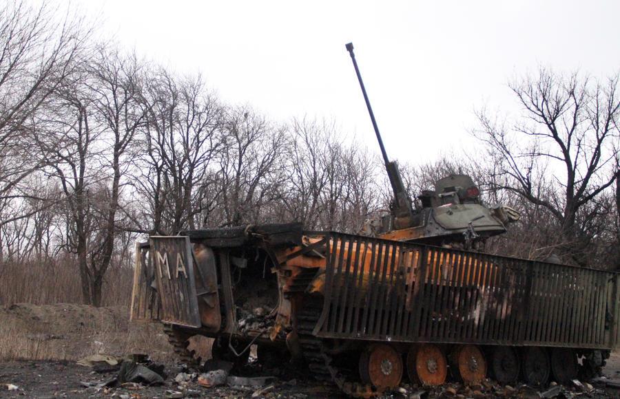 В ДНР опровергли сообщение о переходе под контроль ВС Украины населённого пункта Логвиново
