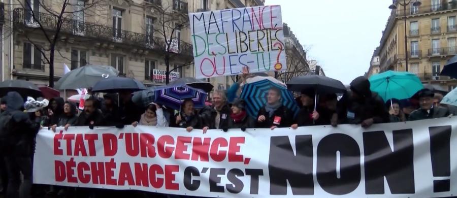 Париж намерен продлить режим ЧС вопреки протестам