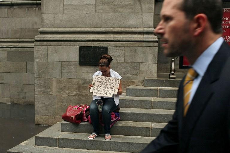 Средняя зарплата в США упала до рекордно низких $26 тыс. в год