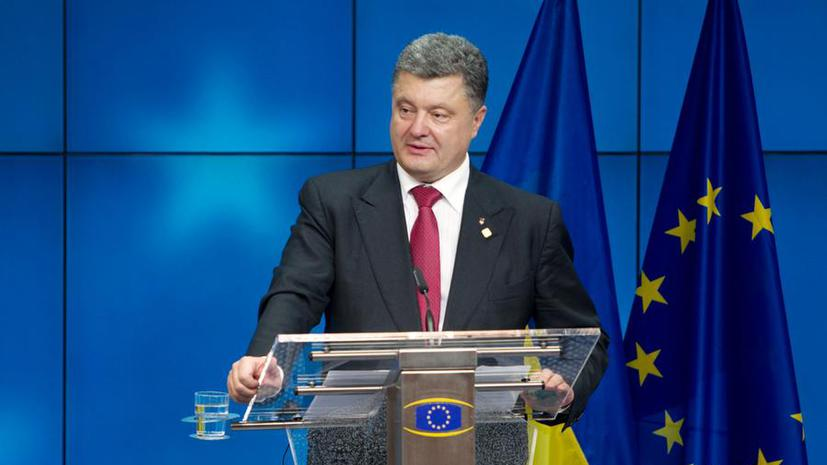 Эксперт: Порошенко проводит осознанную антирусскую и антироссийскую политику