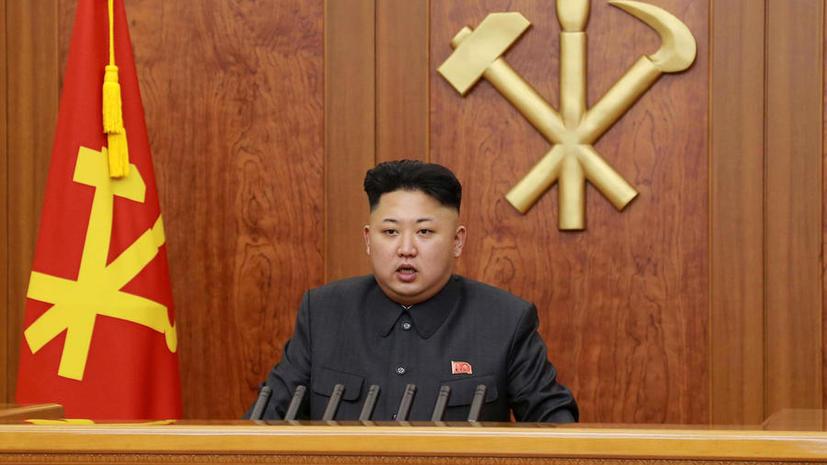 СМИ: Ким Чен Ын казнил всех членов семьи своего дяди