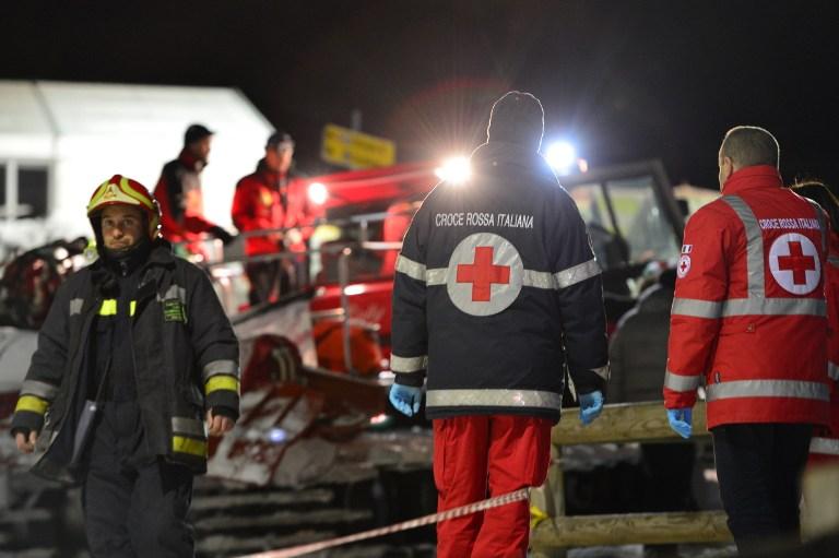 Итальянские СМИ: российские туристы, разбившиеся в Альпах, были пьяны