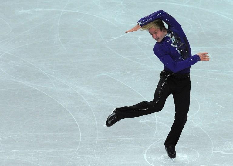 Евгений Плющенко собирается заняться хоккеем после Олимпиады в Сочи