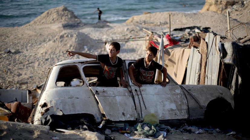 ЮНИСЕФ: израильские военные жестоко обращаются с арестованными палестинскими детьми