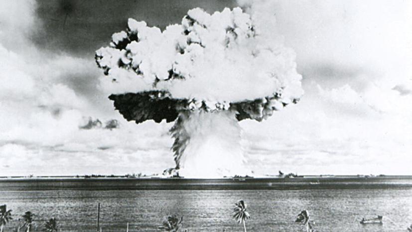 Маршалловы острова будут судиться с Великобританией из-за ядерного оружия