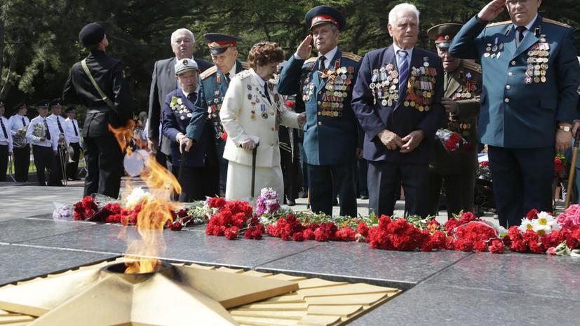 В России и за рубежом прошли мероприятия в День памяти и скорби