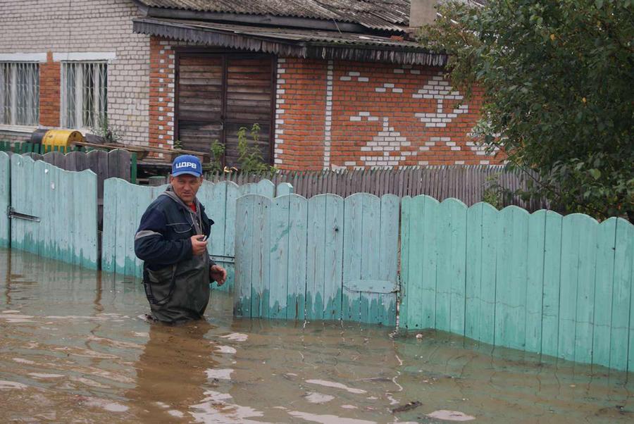 Пострадавшим от паводка регионам выделят 14 млрд рублей