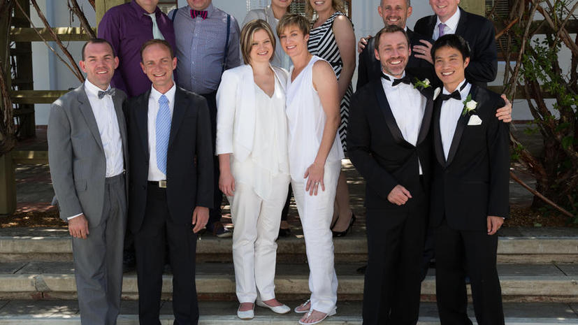 Верховный суд Австралии аннулировал все однополые браки в стране