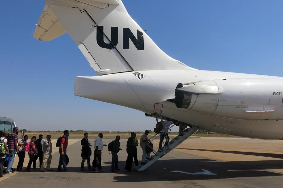 США подготовили резолюцию, увеличивающую число миротворцев ООН в Южном Судане