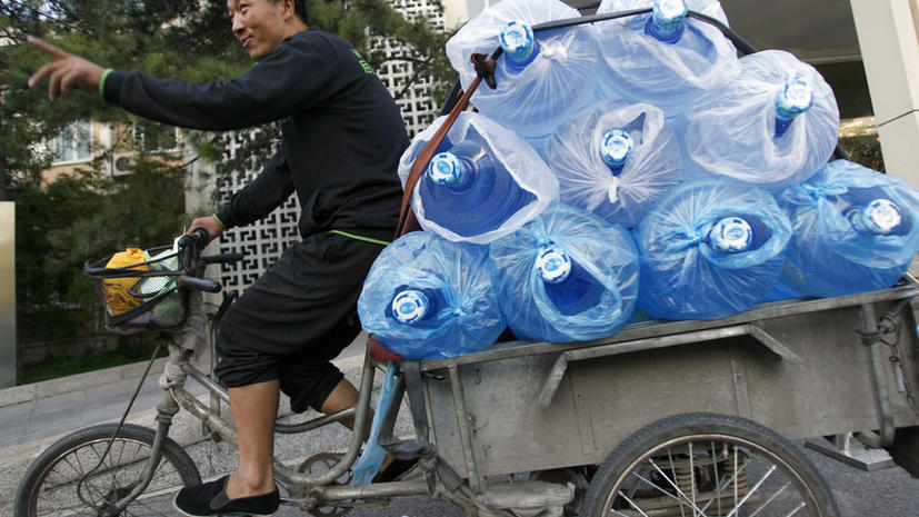 Эксперты: В Китае загрязнено 60% подземных вод