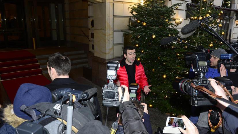 Сын Ходорковского: Мы все вместе и очень счастливы