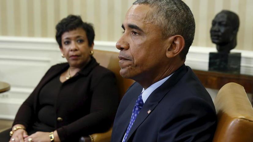 Барак Обама использует особые президентские полномочия, чтобы ограничить продажу оружия в США
