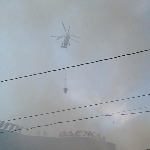 Пожар на востоке Москвы потушен, станция метро «Площадь Ильича» вновь открыта для пассажиров
