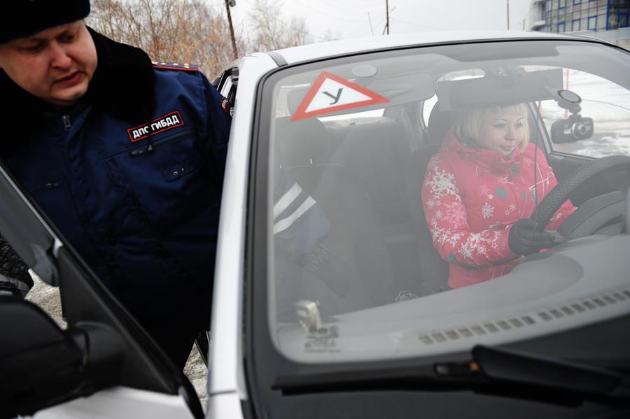 Новые правила сдачи экзамена на водительские права могут пересмотреть