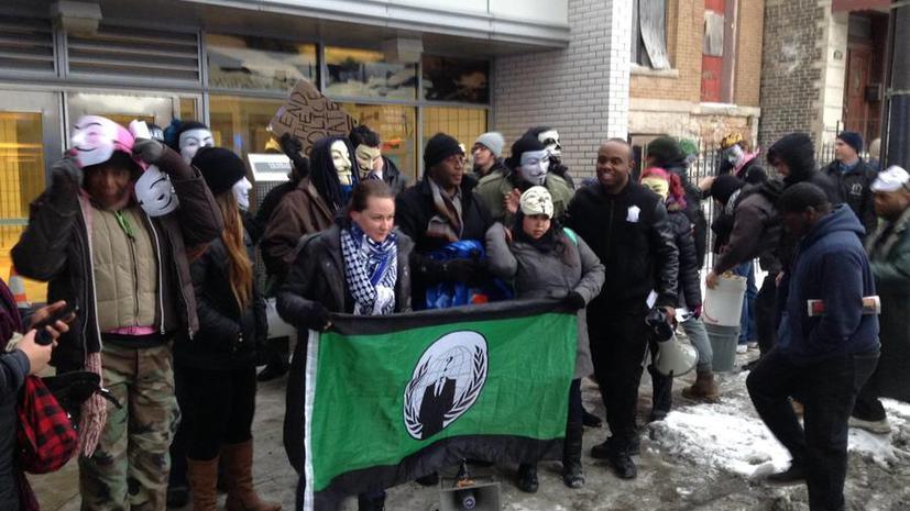 Активисты обвиняют полицию Чикаго в создании новой «тюрьмы Гуантанамо»