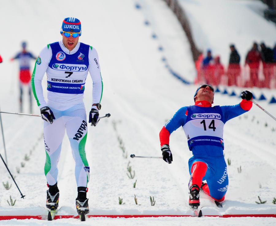 Лыжник Рауль Шакирзянов завоевал для России первую золотую медаль Универсиады