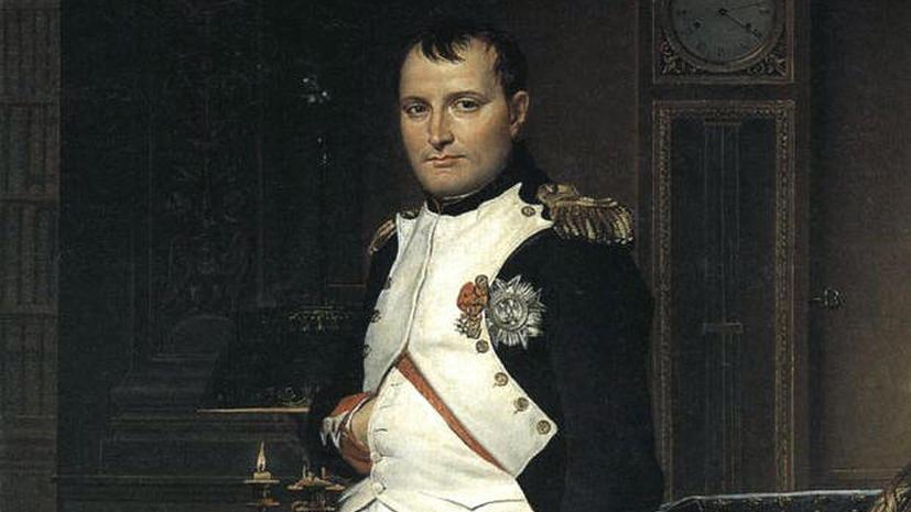 Установлена подлинность портрета Наполеона Бонапарта кисти Жака Луи Давида