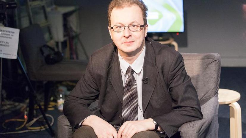 Дмитрий Бабич: Зачем на Западе Путина представляют злодеем, а российские СМИ — помощниками злодея