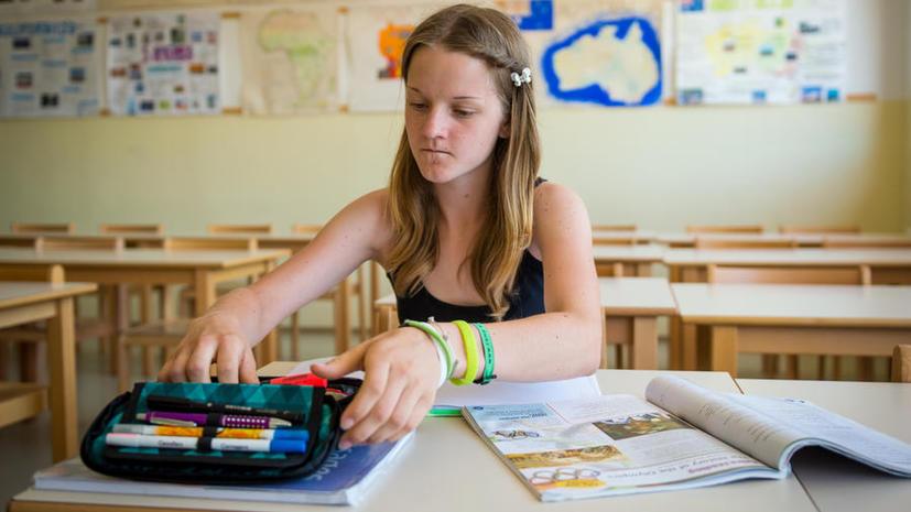 В немецких гимназиях начнут преподавать турецкий язык