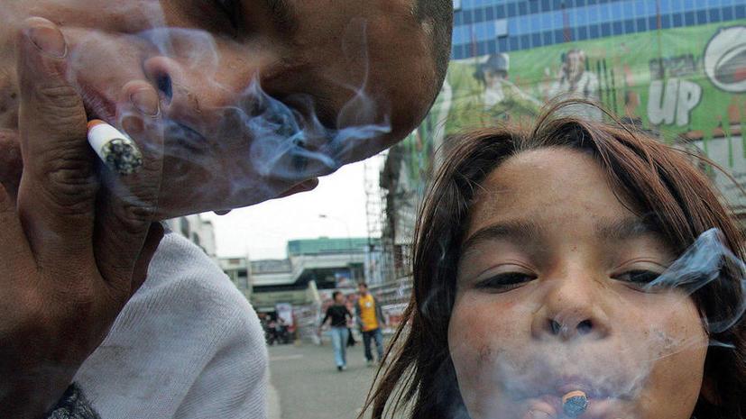 В США на табачных плантациях работают 12-летние дети