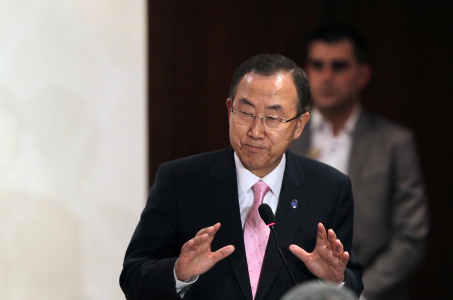 Пан Ги Мун приедет в Россию на саммит G20