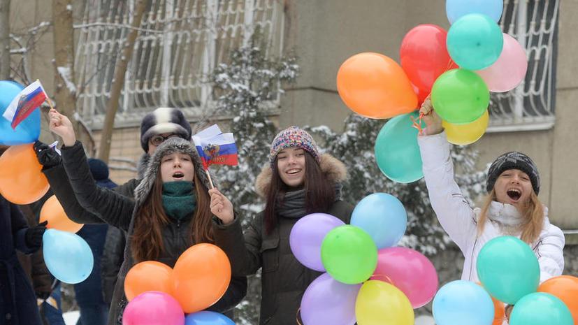 СМИ: Власти разработали новую программу по воспитанию патриотизма у молодёжи