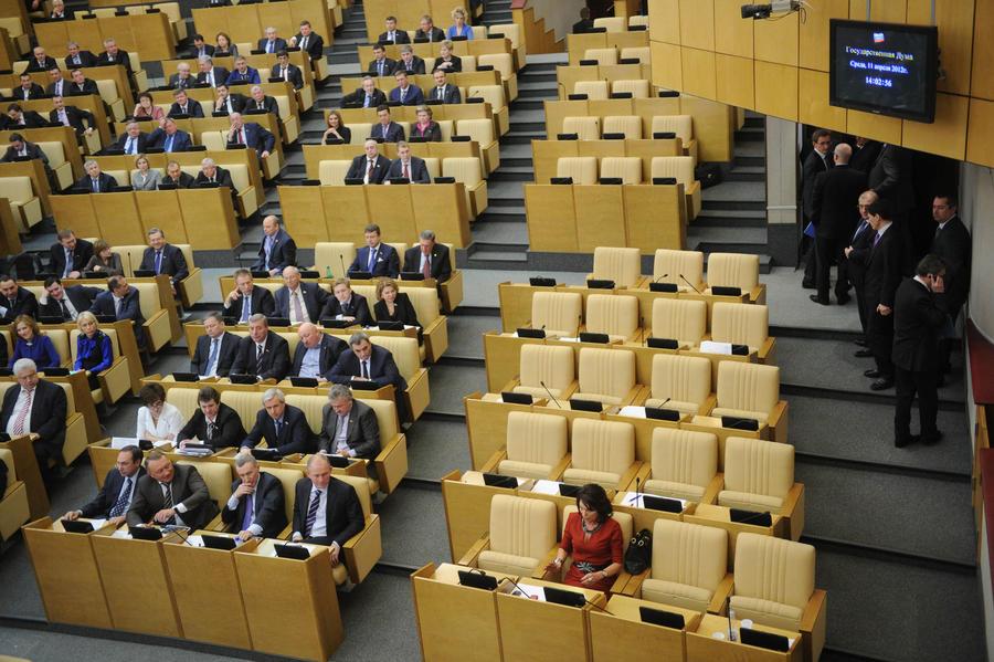 Депутаты предлагают ввести неприкосновенность для журналистов